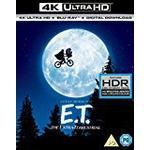 Uhd film ET (4K UHD+ Blu-ray + UV) [2017]
